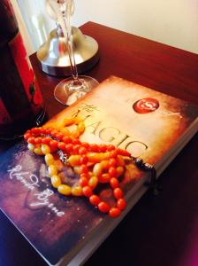 Amber prayer beads gift from the grandson of the last Hashemite King of Hijaaz, Arabia